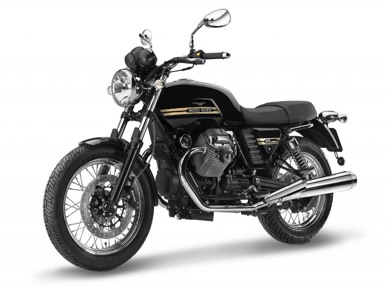 2009 moto guzzi v7 classic 2009. Black Bedroom Furniture Sets. Home Design Ideas