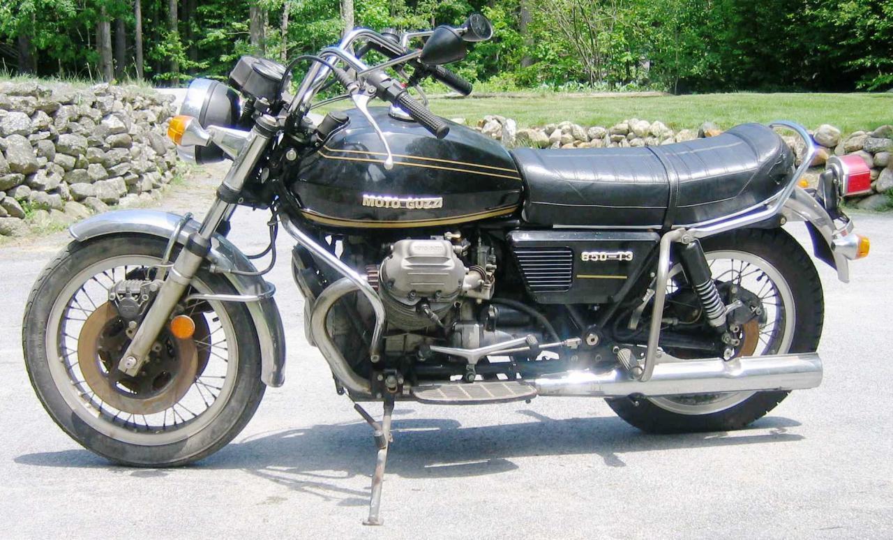 1977 moto guzzi 850 t t3 77 t3i. Black Bedroom Furniture Sets. Home Design Ideas