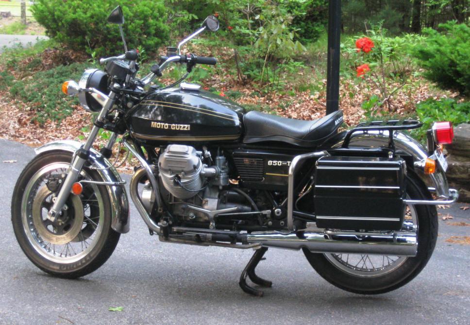 1977 moto guzzi 850 t t3 77 t3ii. Black Bedroom Furniture Sets. Home Design Ideas