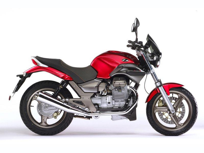 2005 Moto Guzzi Breva 750  2005